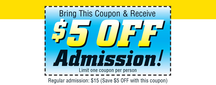 Windy City Ski and Snowboard Show $5.00 Off Coupon