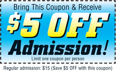Lift ticket coupon $5.00 OFF for Windy City Ski snowboard show 2020